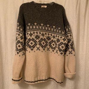 J. Crew Wool Crew-Neck Sweater